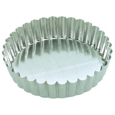 Fluted Cake Pan With Loose Base